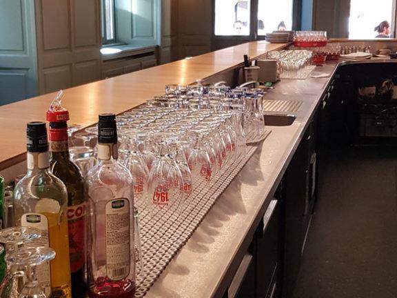 bar inox brasserie