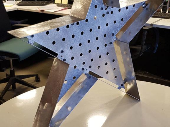 décoration aluminium sur mesure