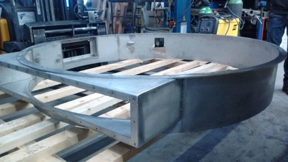 pièce aluminium sur mesure alsace